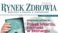 1 Rynek Zdrowia okładka Mariusz